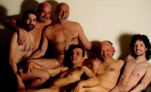 Chemsex-Foto di Gruppo