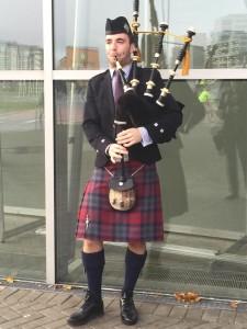 Pipe Glasgow2014